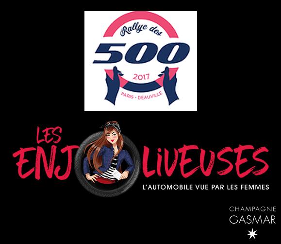 Le champagne Gasmar, partenaire du rallye des 500 édition 2017