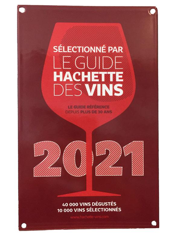 Le champagne Gasmar dans le guide Hachette des vins en 2021 !